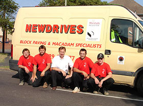Newdrives team